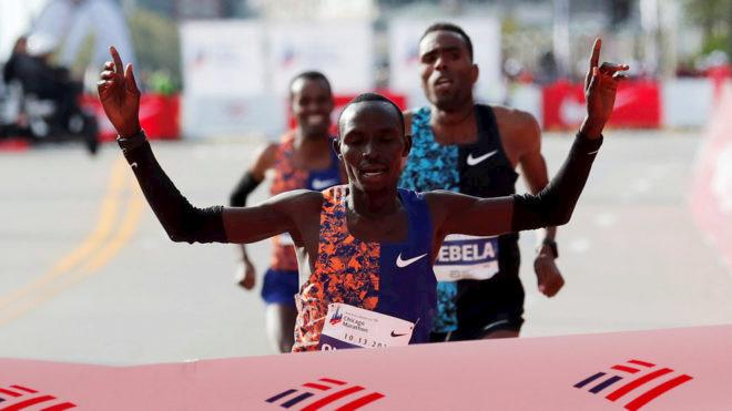Meta de Chicago Marathon 2019